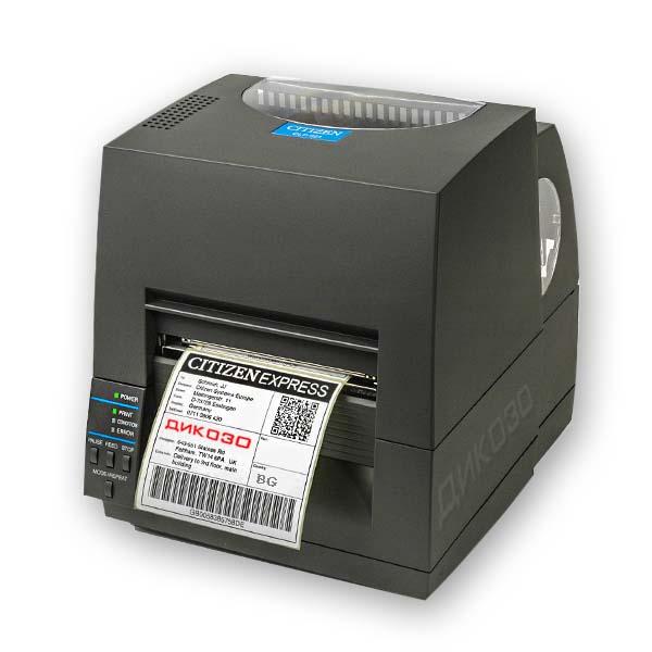 Баркод етикетен принтер CITIZEN CL-S 621