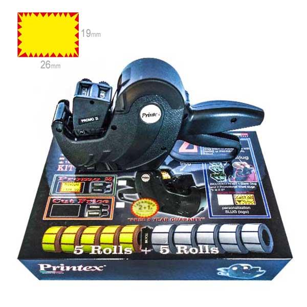 Маркиращи клещи Printex Z2 Promo