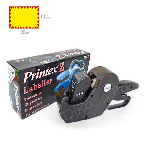 Маркиращи клещи Printex Z6-19
