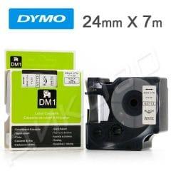Dymo Tape 24/7m D1 White 53713
