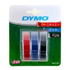 Dymo Omega blister s 3 kaseti