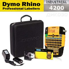 DYMO Rhino 4200 Case Kit