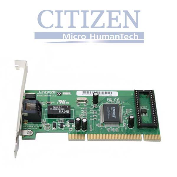 Мрежова карта Citizen