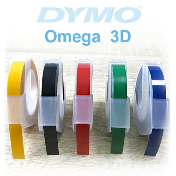 DYMO OMEGA Tape 9mmX3m