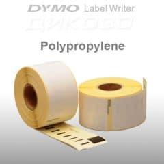 Полипропиленови етикети DYMO LabelWriter -високо качество и устойчиви