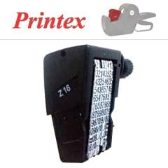 Резервни части за маркиращи клещи Printex Z16 - Цифров Блок