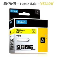 Dymo IND Tape Rhino label Industrial Vinyl 19mmX5,5m