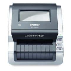 Професионален етикетин принтер брадър QL-1060N