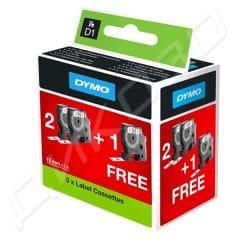 Касети Dymo D1 45013 2+1 FREE