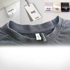 Етикети за дрехи
