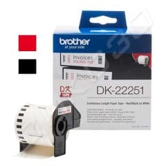 Brother tape dk22251