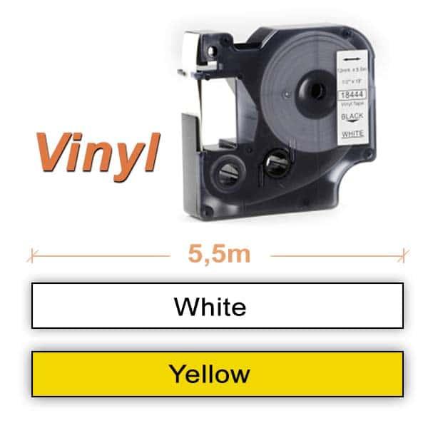 DYMO Vinyl tape 5,5m