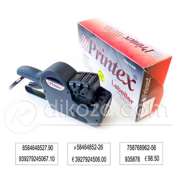 Маркиращи клещи Printex 37 TF