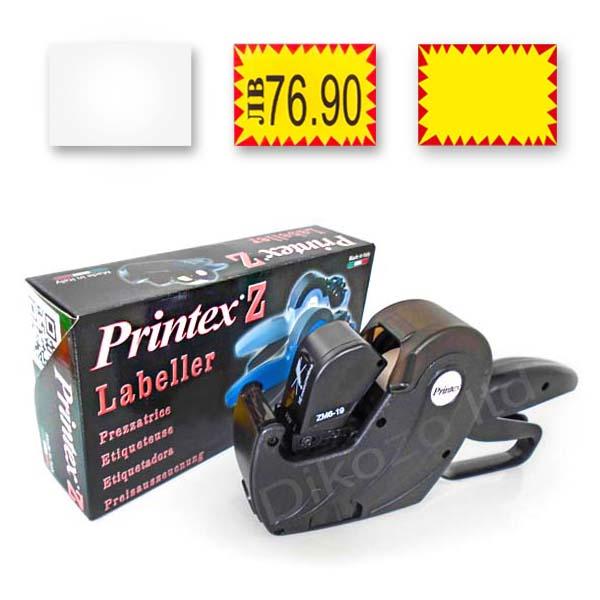Маркиращи клещи Printex ZM6