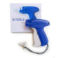 Tekstilen pistolet s streli za kartoneni etiketi za drehi