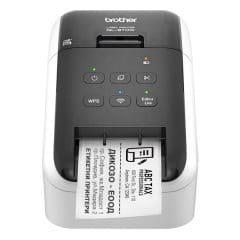 Баркод принтер Brother QL810W с Wi-Fi