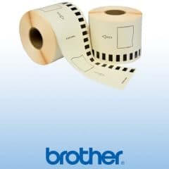 Етикети Brother DK за принтери brother QL