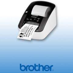 Етикетни принтери Brother QL