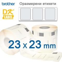 Brother labels DK-11221 23x23mm