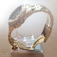 Стойка за часовник Прозрачен плексиглас