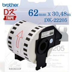 Brother DK-22205 roll 62mmX30,48m